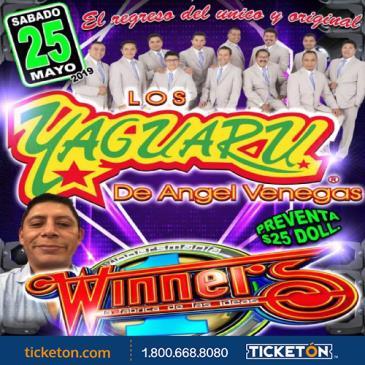 LOS YAGUARU & WINNERS: Main Image