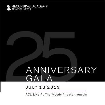 Texas Chapter 25th Anniversary Gala: Main Image