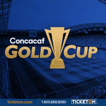 CONCACAF GOLD CUP QUARTERFINAL: Main Image