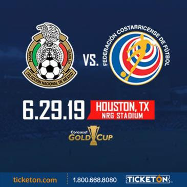 MEXICO vs COSTA RICA GOLD CUP QUARTERFINAL