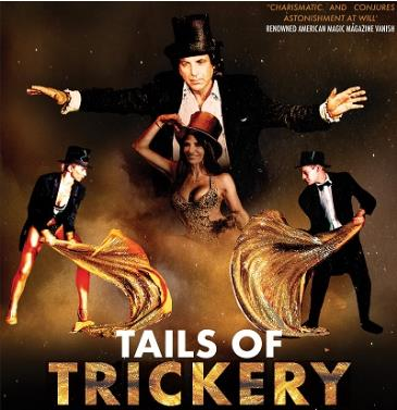 Tails of Trickery Dinner & Show: Main Image