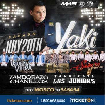 CANCELADO/EL YAKI: Main Image