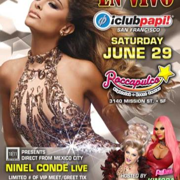 NINEL CONDE LIVE-img