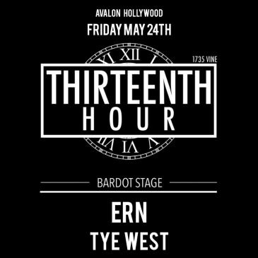 BARDOT FRIDAY 5.24 AFTER HOURS: THIRTEENTH HOUR-img