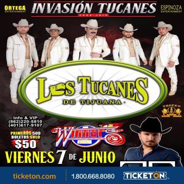LOS TUCANES DE TIJUANA: Main Image