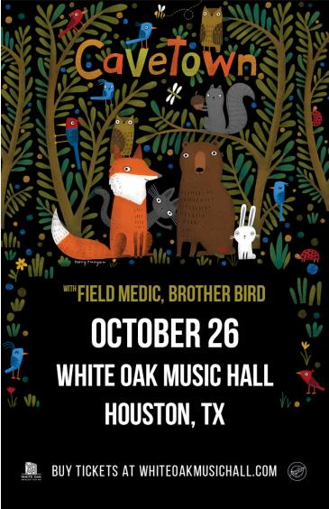 Cavetown with Field Medic and Brother Bird: Main Image