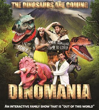 Dinomania: Main Image