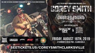 Corey Smith: Main Image