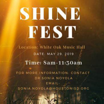 1st Annual Shine Fest-img