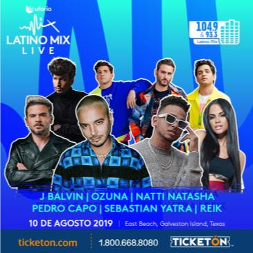 LATINO MIX LIVE