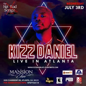 Kizz Daniel & Teni the Entertainer LIVE in Concert-img