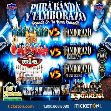 PURA BANDA Y TAMBORAZO: Main Image