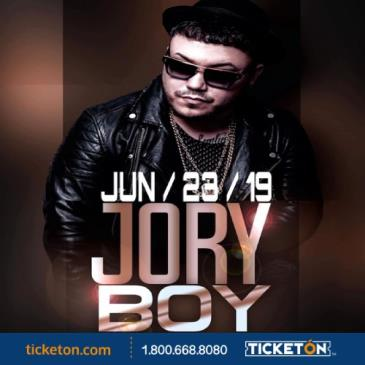 JORY BOY: Main Image