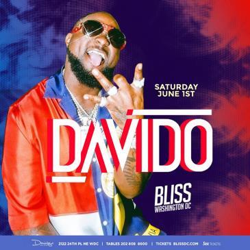 DAVIDO AT BLISS: