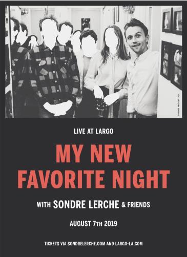 Sondre Lerche and Friends: Main Image