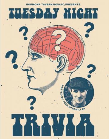 Trivia (Every Tuesday): Main Image