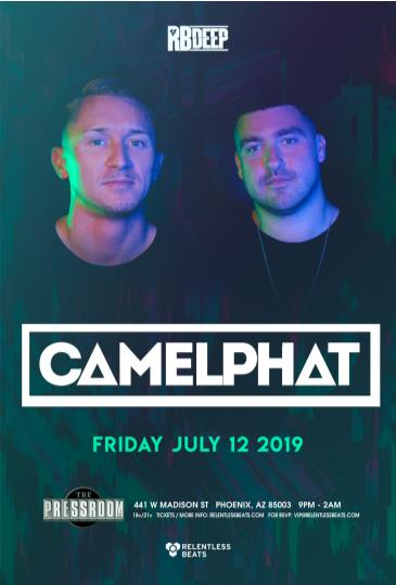 Camelphat: Main Image