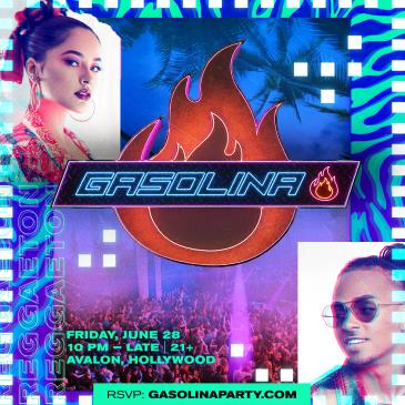 GASOLINA PARTY: Main Image