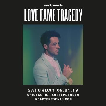 Love Fame Tragedy: Main Image