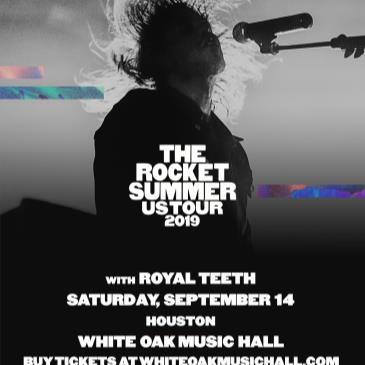 The Rocket Summer with Royal Teeth-img