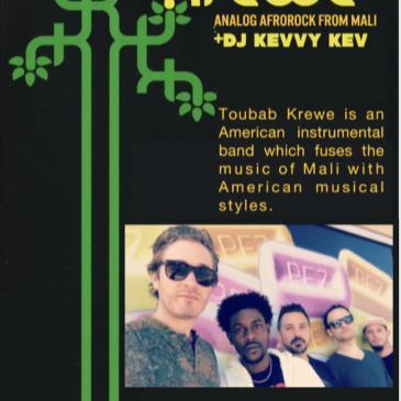 TOUBAB KREWE  (& DJ Kevvy Kev)-img