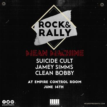Rock & Rally: Mean Machine (Motorhead Tribute), Suicide Cult: Main Image
