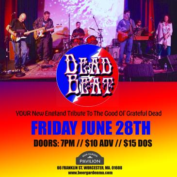 Dead Beat: Main Image