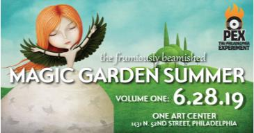 PEX Magic Garden Party July 2019: Main Image
