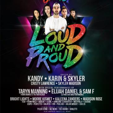LOUD AND PROUD LA - LOS ANGELES 2019-img