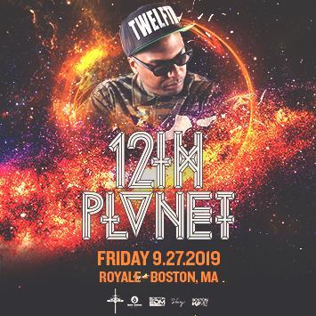 12th Planet - BOSTON: Main Image