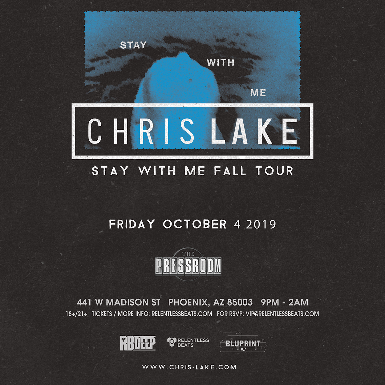Buy Tickets to Chris Lake: Stay With Me Tour in Phoenix on