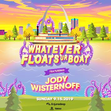 Whatever Floats Ur Boat Feat. Jody Wisternoff - ST. LOUIS: Main Image