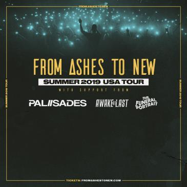From Ashes to New: Main Image