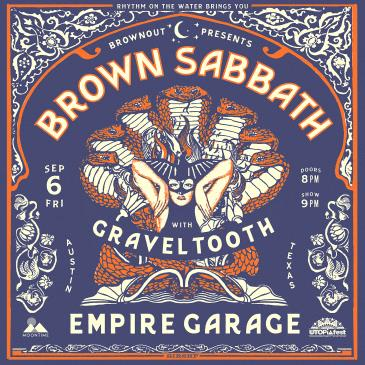 Brown Sabbath with Graveltooth: Main Image