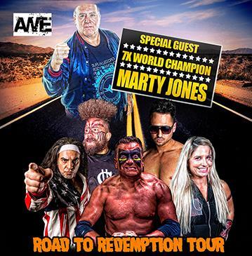 Australian Wrestling Entertainment: Main Image