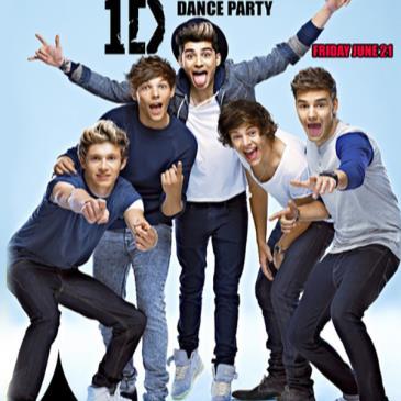 Midnight Memories • One Direction Night-img