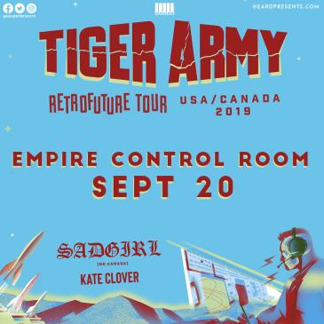 Tiger Army with SadGirl and Kate Clover-img