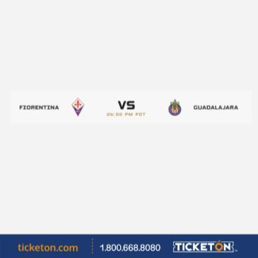 ACF FIORENTINA VS CHIVAS