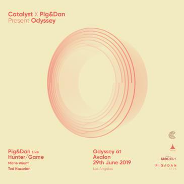 Catalyst & Odyssey: Pig & Dan Live, Hunter/Game-img
