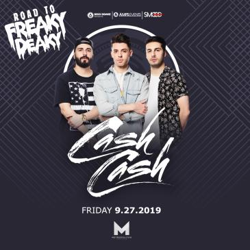 Cash Cash - NEW ORLEANS: Main Image