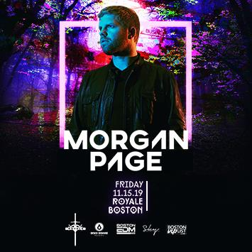 Morgan Page - BOSTON: Main Image
