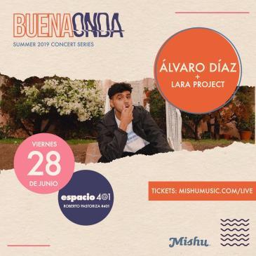 Buena Onda: Alvaro Diaz & Lara Project: Main Image