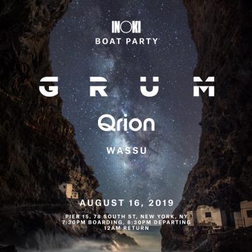 Inoki Boat: Grum, Qrion  & Wassu: Main Image