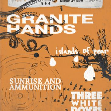 Granite Hands with Sunrise and Ammunition-img
