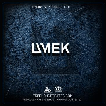 Umek @ Treehouse Miami-img