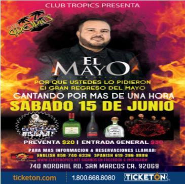 EL MAYO: Main Image