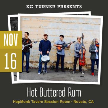 Hot Buttered Rum: Main Image
