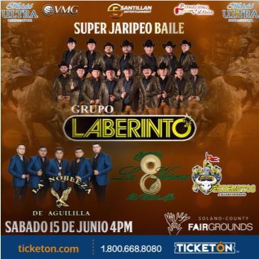 SUPER JARIPEO BAILE CON LABERINTO: Main Image