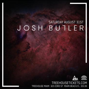 Josh Butler @ Treehouse Miami: Main Image
