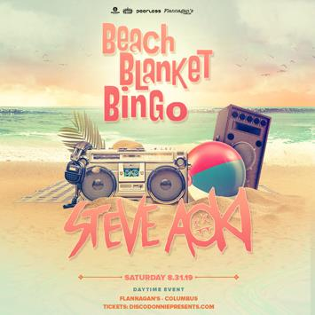 Beach Blanket Bingo Ft. Steve Aoki - COLUMBUS: Main Image